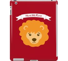 Game of Thrones Tot - Lannister iPad Case/Skin