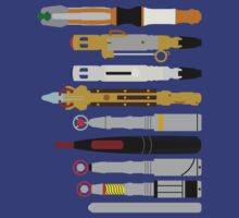 Tools of the Trade - Doctor Who by Ebonrook