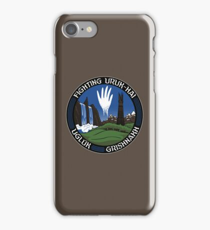 Mission to Isengard iPhone Case/Skin