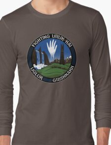 Mission to Isengard Long Sleeve T-Shirt