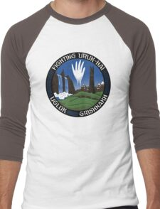 Mission to Isengard Men's Baseball ¾ T-Shirt