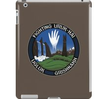 Mission to Isengard iPad Case/Skin