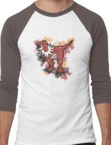 Tyrantrum Men's Baseball ¾ T-Shirt