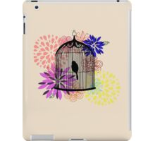 Bird Cage iPad Case/Skin
