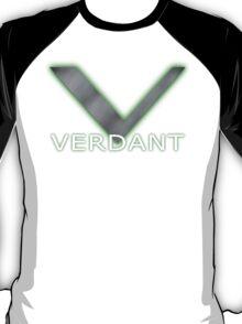 Verdant Night Club Logo - Emerald T-Shirt