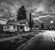Old house in Spokane by va103