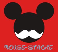mouse-stache Kids Clothes