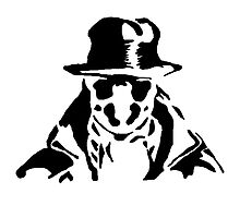 Rorschach by teacuppirate