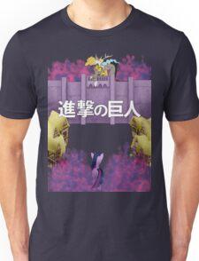Attack on Ponyville Unisex T-Shirt