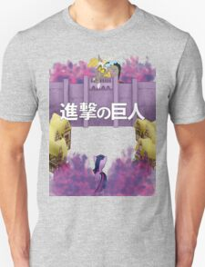 Attack on Ponyville Unisex T-Shirt