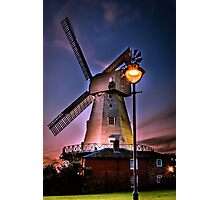 New Mill Photographic Print