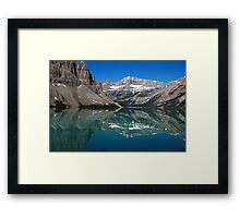 THE PARKWAY Framed Print