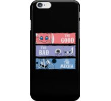 The Good,the Bad and the Mecha iPhone Case/Skin