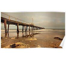 Henley Beach Jetty Poster