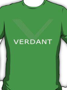 Verdant Night Club Logo - Neon Lines T-Shirt
