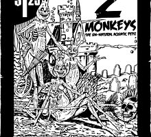 Z Monkies by ZugArt