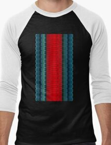 The Saturn Cylinder Men's Baseball ¾ T-Shirt