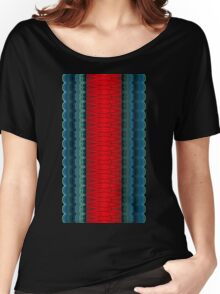 The Saturn Cylinder Women's Relaxed Fit T-Shirt