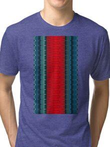 The Saturn Cylinder Tri-blend T-Shirt