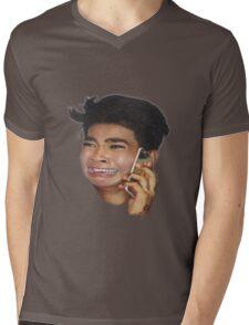 your rock Mens V-Neck T-Shirt
