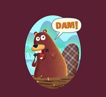 Dam! Beaver Unisex T-Shirt