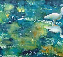 Solitary Stroll by Deborah Younglao
