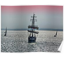 Pirates On The Solent Poster