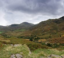 Langdale View by Mike Church