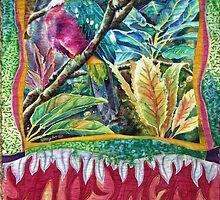 Magnificent Fruit Dove by Deborah Younglao