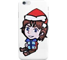 Santa Alan iPhone Case/Skin