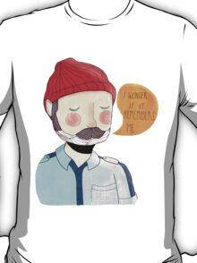 I Wonder If It Remembers Me T-Shirt