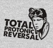 Ghostbusters - Total Protonic Reversal by drewreimer