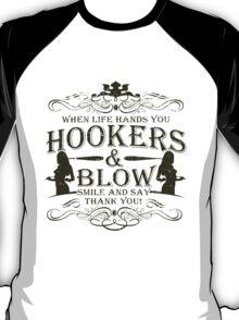 Hookers & Blow T-Shirt