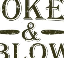 Hookers & Blow Sticker