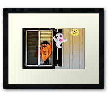 Neighborhood Spirit  Framed Print