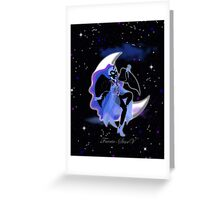 Sailor Nightmare Moon Greeting Card