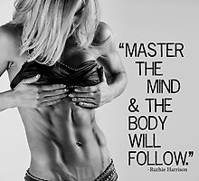 "Ruthie Harrisons ""Master The Mind"" by BobbyBlackPhoto"