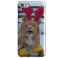 Happy Howlidays iPhone Case/Skin