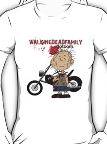 Daryl Dixon Pig Pen - WalkingDeadFamily.com T-Shirt