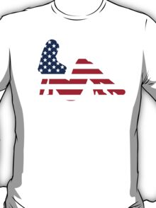 Sexy American Silhouette T-Shirt