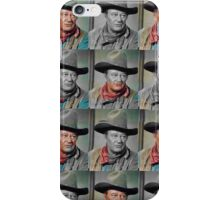 John wayne iPhone Case/Skin