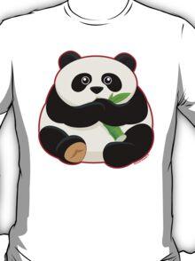 Cute Fat Panda T-Shirt