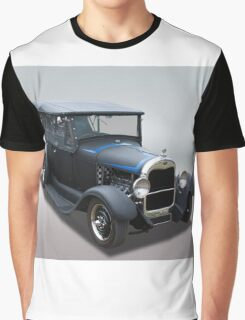 Soft Top Hot Rod Graphic T-Shirt