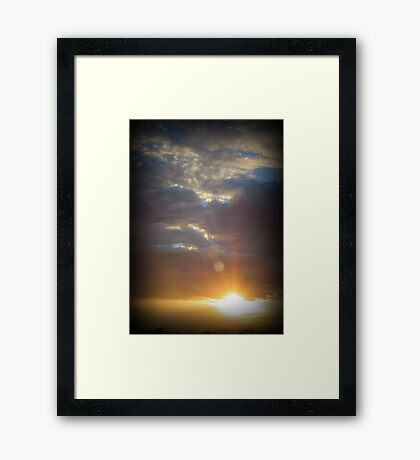 This Too Shall Pass~ Framed Print