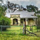 Historic Hospital ~ Stockinbingal NSW by Rosalie Dale