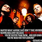 Gerard Way Quote #6 by DangerLine