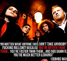 Mcr quote #4 by DangerLine