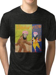 BinRonaldFoot Tri-blend T-Shirt