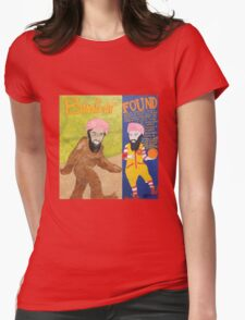 BinRonaldFoot Womens Fitted T-Shirt