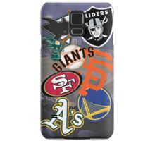 Bay Area Sports Samsung Galaxy Case/Skin